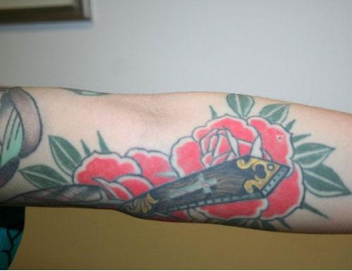 Before-Rimozione tatuaggi